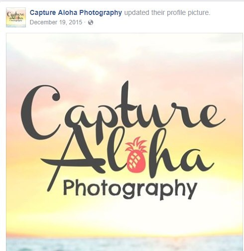 Capture Aloha Photography