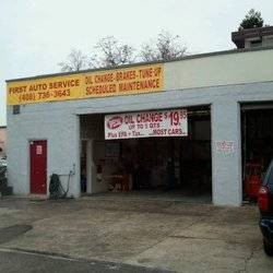 First Auto Service